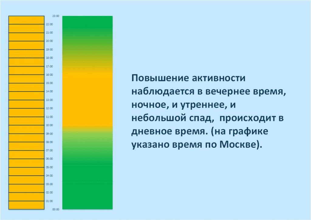 График работы на вебкам сайтах